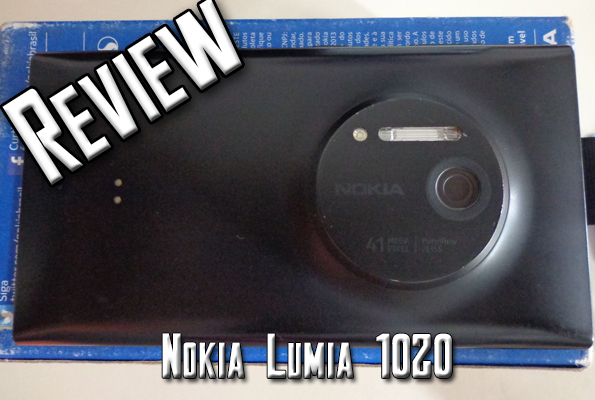 Review Nokia Lumia 1020